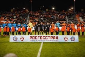 Урал 2:2 Динамо